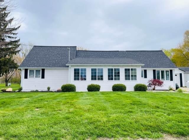 205 Ackerson Lake Dr, Jackson, MI 49201 (MLS #202101039) :: The BRAND Real Estate