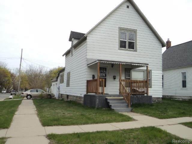 1139 Cedar St, Port Huron, MI 48060 (MLS #2210028398) :: Kelder Real Estate Group