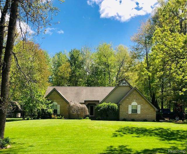 23095 Bohn Rd, Belleville, MI 48111 (MLS #2210035300) :: The BRAND Real Estate