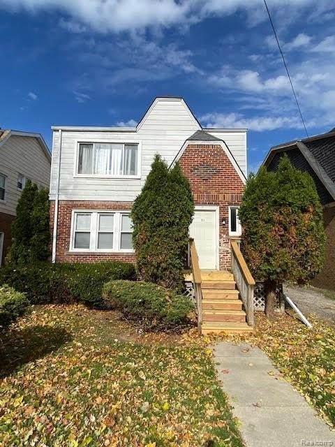 34 Spokane Dr, Detroit, MI 48341 (MLS #2210034105) :: The BRAND Real Estate