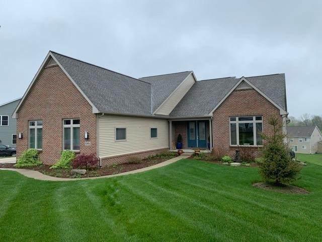 10416 Gray Knoll Trl, Saline, MI 48176 (MLS #3280630) :: The BRAND Real Estate
