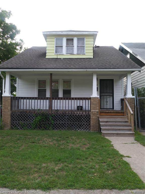 19612 Omira St, Highland Park, MI 48203 (MLS #2210036696) :: The BRAND Real Estate