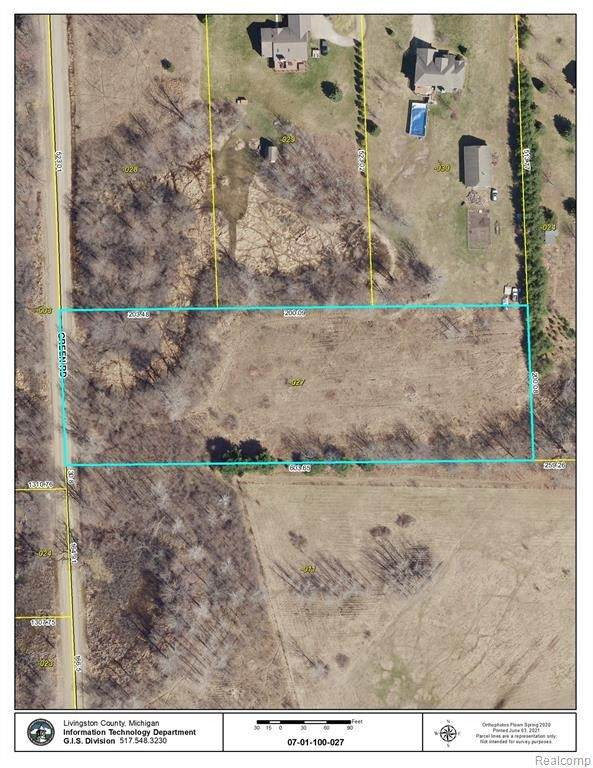 5830 Green, Howell, MI 48855 (MLS #2210042144) :: The BRAND Real Estate