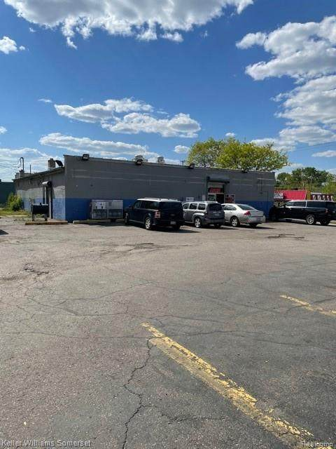25551 Van Born Rd, Taylor, MI 48180 (MLS #2210042323) :: The Tom Lipinski Team at Keller Williams Lakeside Market Center