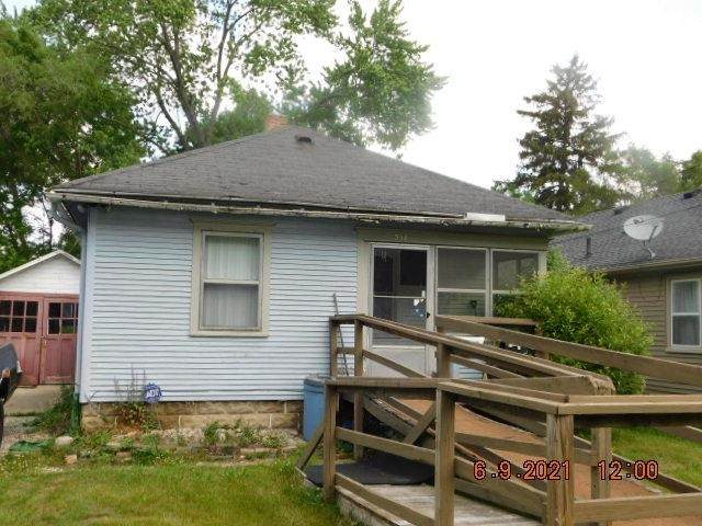 358 Hillside Ave, Jackson, MI 49203 (MLS #202101750) :: The BRAND Real Estate