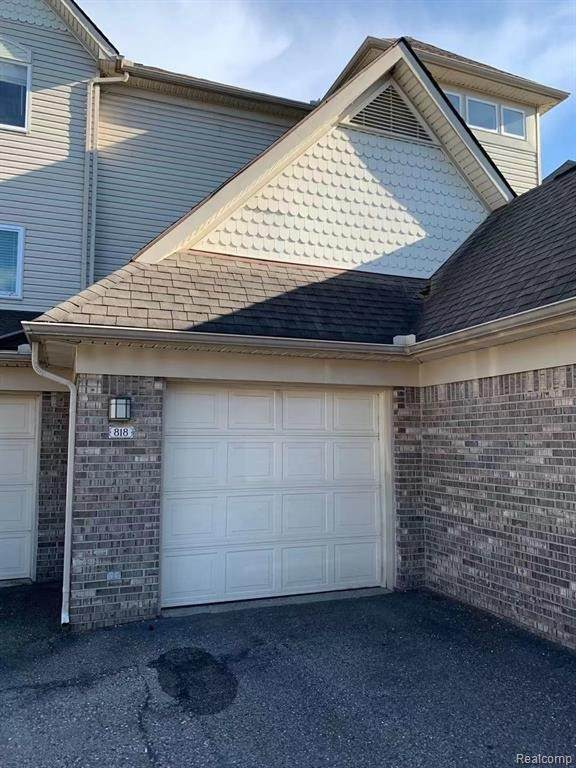 818 Brandon Ave, Pontiac, MI 48340 (MLS #2210046243) :: Kelder Real Estate Group