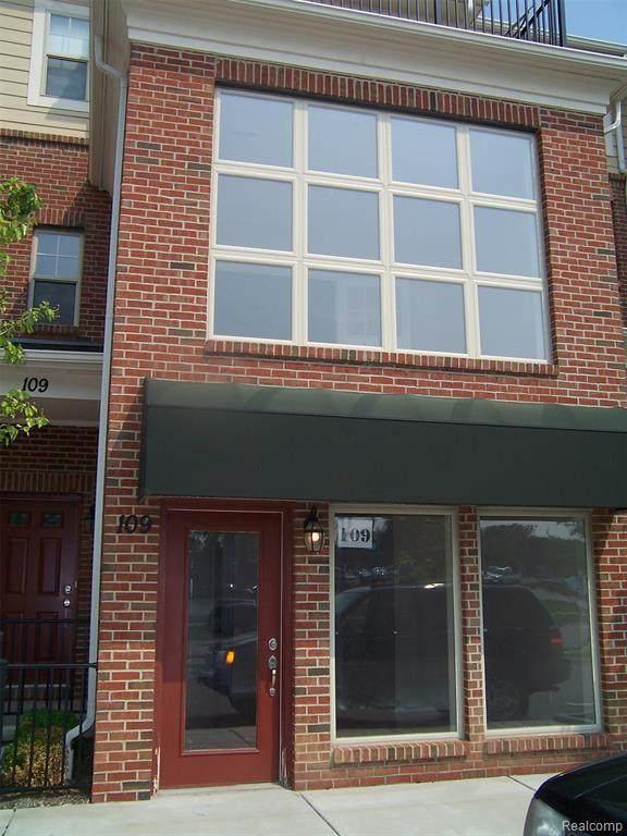 109 Legato Dr, Walled Lake, MI 48390 (MLS #2210046481) :: Kelder Real Estate Group