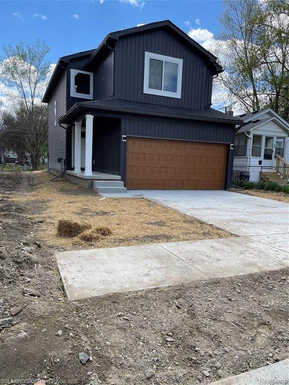 23155 Vassar Ave, Hazel Park, MI 48030 (MLS #2210045713) :: Kelder Real Estate Group