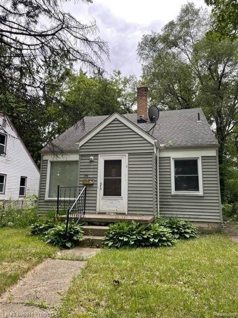 19737 Bentler St, Detroit, MI 48219 (MLS #2210048813) :: Kelder Real Estate Group