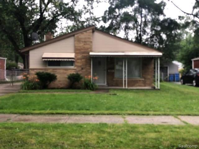 4692 Monroe St, Dearborn Heights, MI 48125 (MLS #2210049970) :: Kelder Real Estate Group