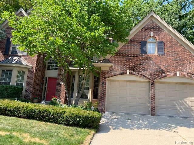 1100 Chesapeake, Rochester Hills, MI 48307 (MLS #2210051733) :: Kelder Real Estate Group