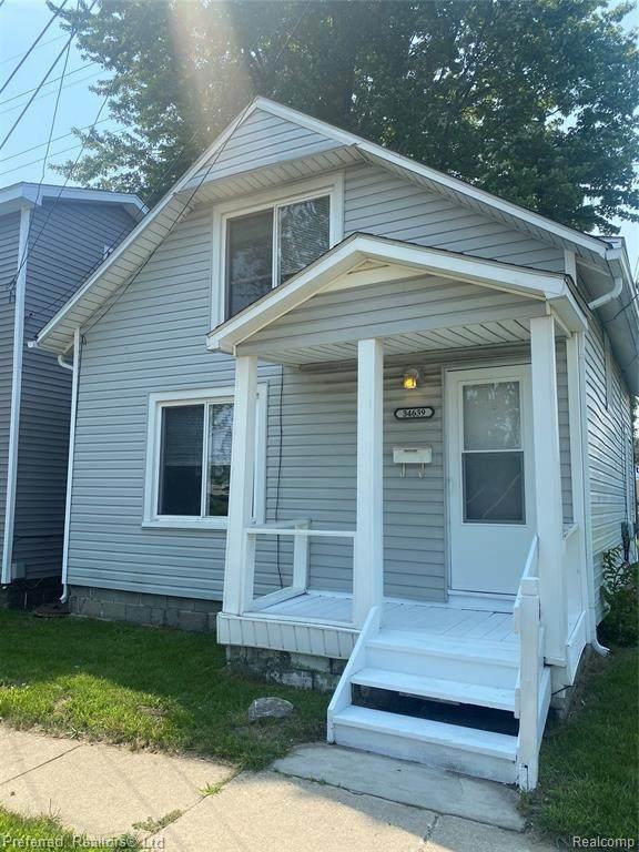 34639 Brush St, Wayne, MI 48184 (MLS #2210052488) :: Kelder Real Estate Group