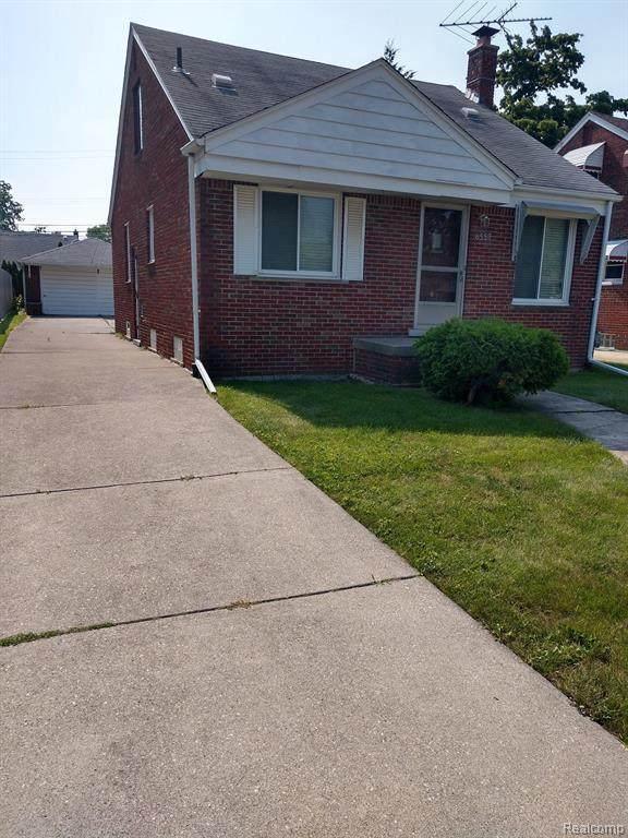 6558 Larme Ave, Allen Park, MI 48101 (MLS #2210052540) :: Kelder Real Estate Group