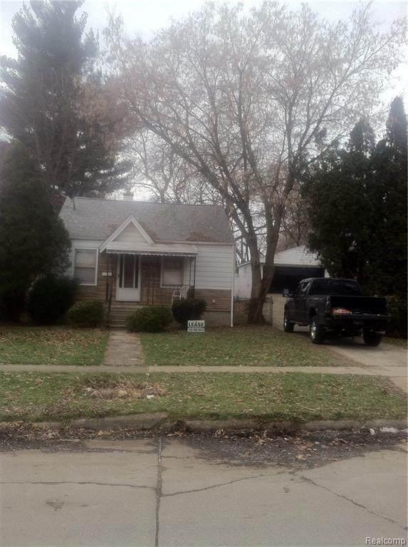 15521 Dixie, Redford, MI 48239 (MLS #2210052576) :: Kelder Real Estate Group