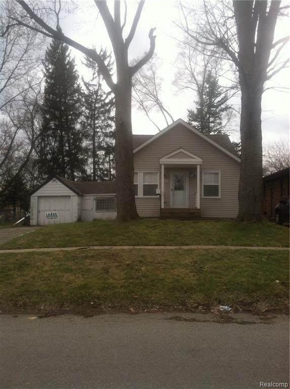 15631 Pomona, Redford, MI 48239 (MLS #2210052579) :: Kelder Real Estate Group