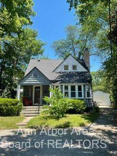 1905 Packard St, Ann Arbor, MI 48104 (MLS #3282316) :: Kelder Real Estate Group