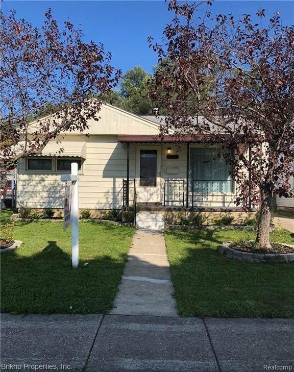 12739 Coleen Ave, Warren, MI 48089 (MLS #2210054295) :: Kelder Real Estate Group