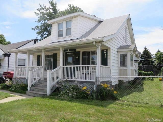 18874 Birmingham St, Roseville, MI 48066 (MLS #2210054620) :: Kelder Real Estate Group