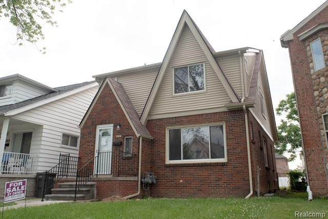 7524 Williamson St, Dearborn, MI 48126 (MLS #2210054720) :: Kelder Real Estate Group