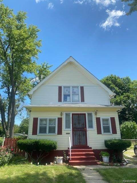 2029 Howard Ave, Flint, MI 48503 (MLS #2210054522) :: Kelder Real Estate Group