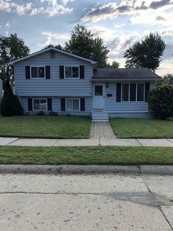 3714 Prairie Ave, Berkley, MI 48072 (MLS #2210055343) :: Kelder Real Estate Group