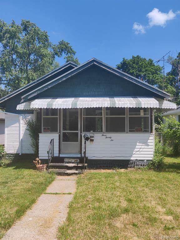 326 E Mansion St, Jackson, MI 49203 (MLS #2210055209) :: Kelder Real Estate Group
