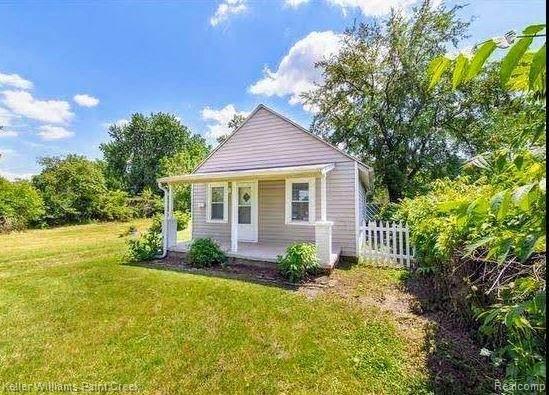 26855 Princeton St, Inkster, MI 48141 (MLS #2210055002) :: Kelder Real Estate Group