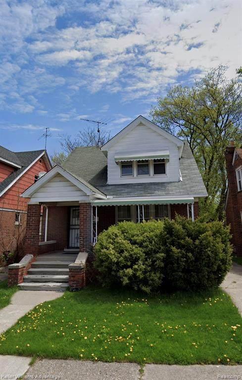 19544 Pelkey St, Detroit, MI 48205 (MLS #2210055893) :: Kelder Real Estate Group