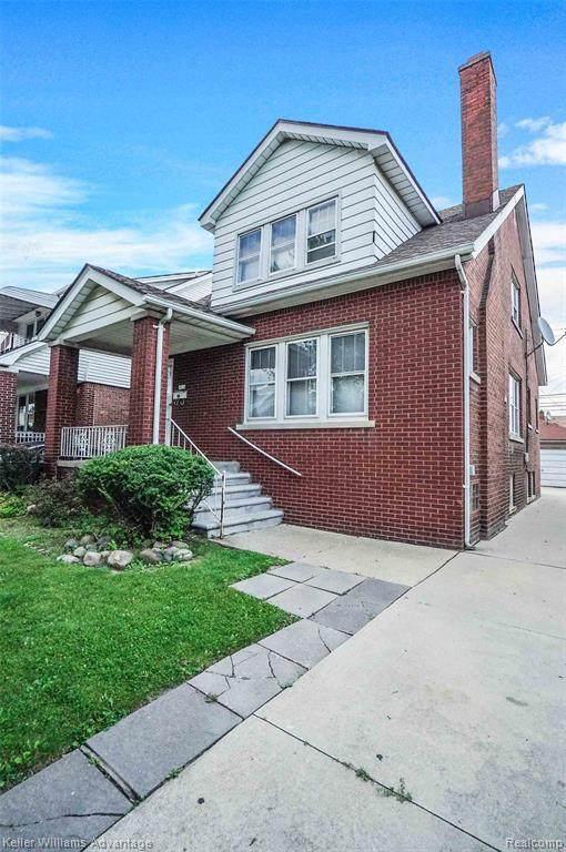 6924 Appoline St, Dearborn, MI 48126 (MLS #2210059208) :: Kelder Real Estate Group