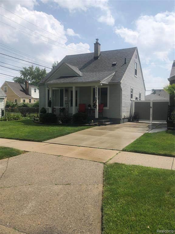2267 Mark Ave, Lincoln Park, MI 48146 (MLS #2210060051) :: Kelder Real Estate Group