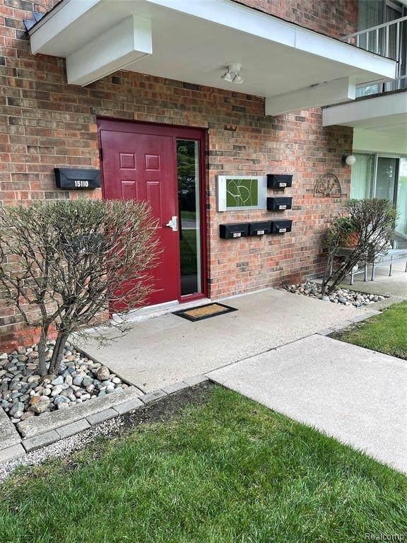 15110 Fairfield St S Unit#9-Bldg#B, Livonia, MI 48154 (MLS #2210060209) :: Kelder Real Estate Group