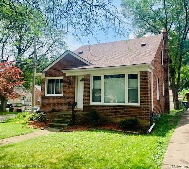11301 Wormer, Redford, MI 48239 (MLS #2210060271) :: Kelder Real Estate Group
