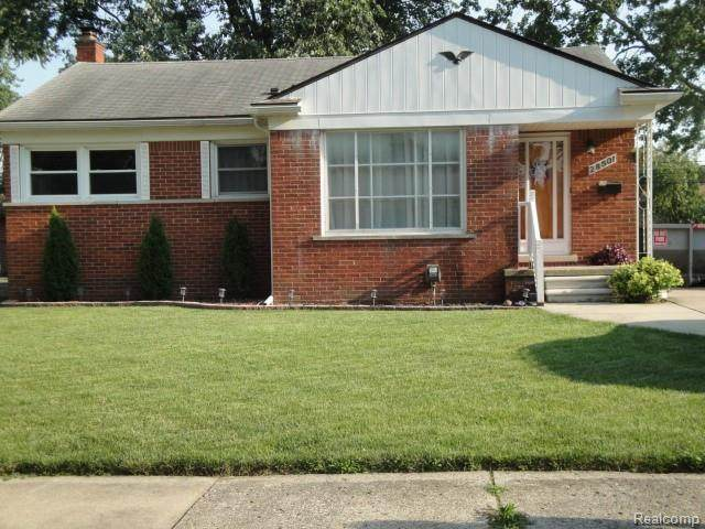 28501 Elmira St, Livonia, MI 48150 (MLS #2210060261) :: Kelder Real Estate Group
