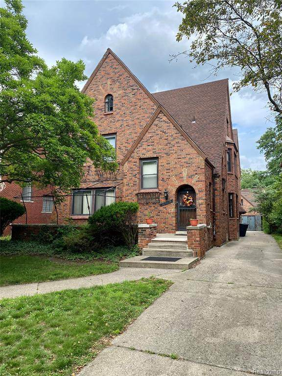 16904 La Salle Ave, Detroit, MI 48221 (MLS #2210058281) :: The BRAND Real Estate