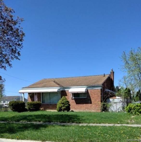 29966 Brooklane St, Inkster, MI 48141 (MLS #2210060835) :: Kelder Real Estate Group