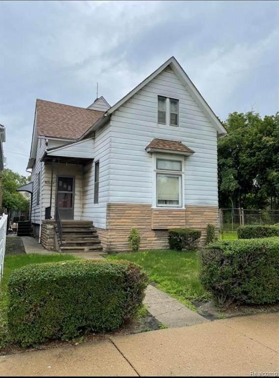 613 E Euclid St, Detroit, MI 48202 (MLS #2210061019) :: Kelder Real Estate Group