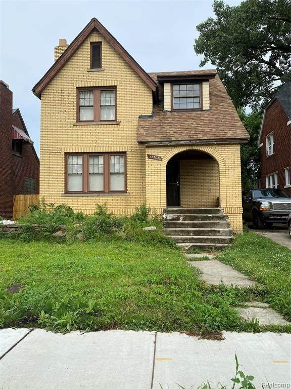 15508 Mansfield St, Detroit, MI 48227 (MLS #2210073571) :: The BRAND Real Estate