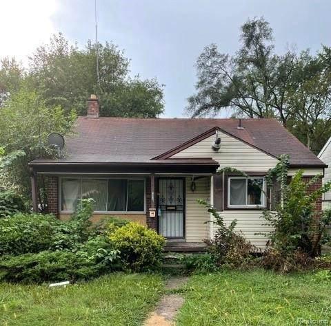 19751 Burgess, Detroit, MI 48219 (MLS #2210077631) :: Kelder Real Estate Group