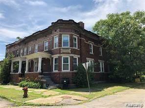 2511-15 Ash St, Detroit, MI 48208 (MLS #2210078829) :: The BRAND Real Estate