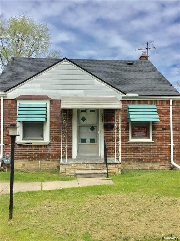 16429 Rossini Dr, Detroit, MI 48205 (MLS #2210079114) :: The BRAND Real Estate