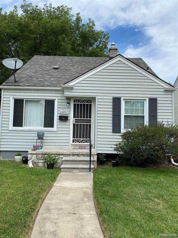 24850 Midland, Redford, MI 48239 (MLS #2210078898) :: The BRAND Real Estate