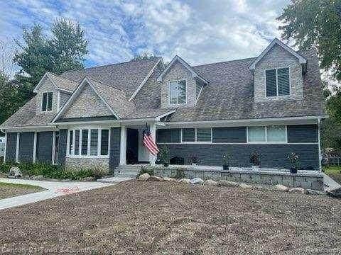 1830 Mckail Rd, Leonard, MI 48367 (MLS #2210081781) :: Kelder Real Estate Group