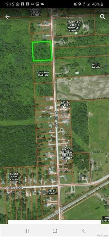 0000 Allen Rd, Smiths Creek, MI 48074 (MLS #2210083700) :: Kelder Real Estate Group
