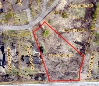 LOT 150 Kendry, Bloomfield Twp, MI 48302 (MLS #2210083834) :: Kelder Real Estate Group