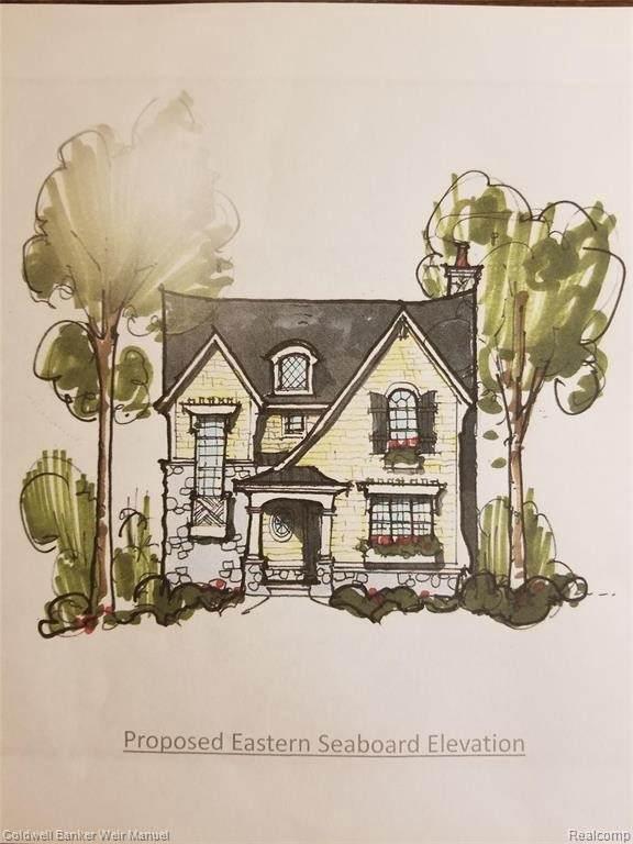 774 S Harvey St, Plymouth, MI 48170 (MLS #2210086868) :: Kelder Real Estate Group
