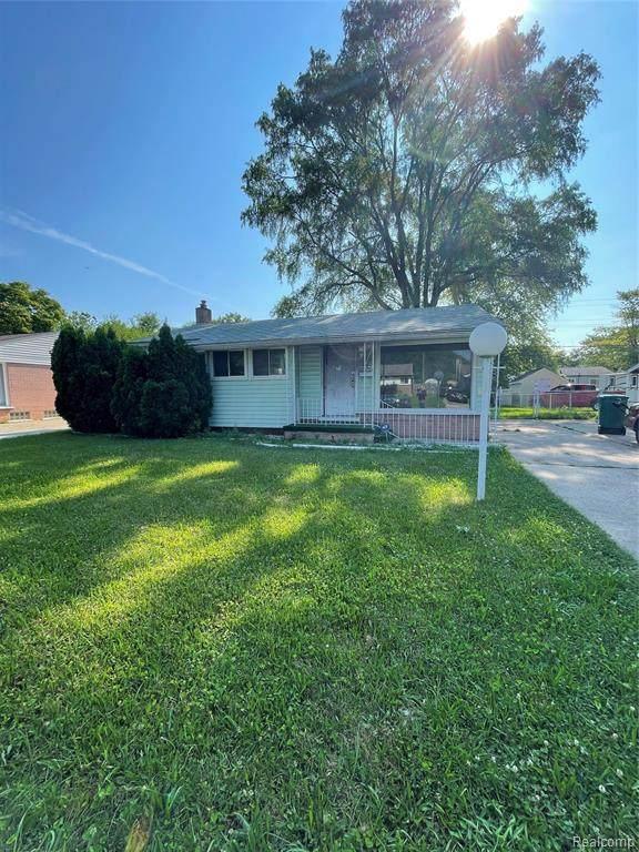 1093 Desoto Ave, Ypsilanti, MI 48198 (MLS #2210087064) :: Kelder Real Estate Group