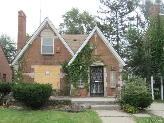 16650 Freeland St, Detroit, MI 48235 (MLS #2210087203) :: Kelder Real Estate Group