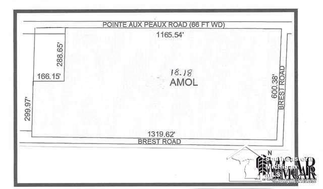 0 Pointe Aux Peaux - Photo 1