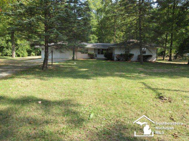 8345 Us Hwy 127, Addison, MI 49220 (MLS #50024655) :: Scot Brothers Real Estate