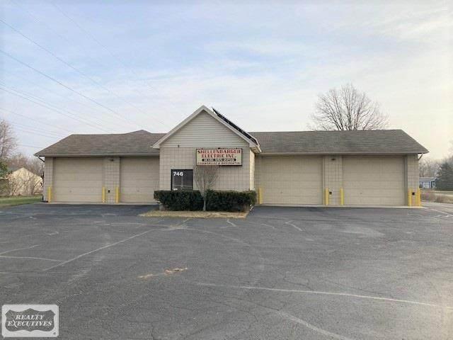 746 Capac Rd, Allenton, MI 48002 (MLS #50031576) :: The BRAND Real Estate